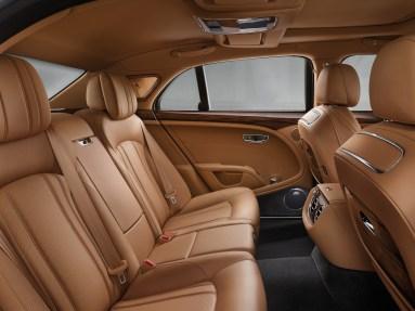 New Bentley Mulsanne Extended Wheelbase