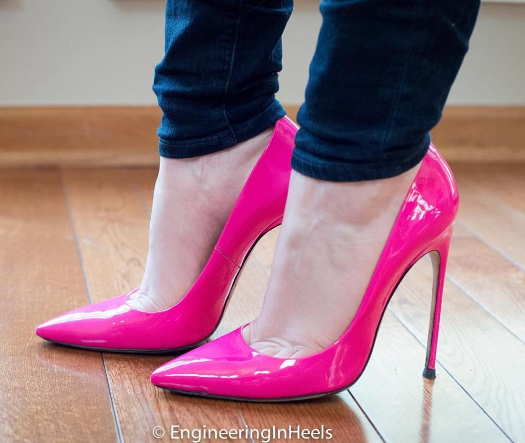 Braina Atwood 13cm High Heels Pump EngineeringinHeels