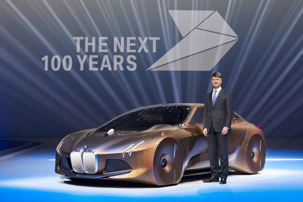 BMW Vison Next 100 5