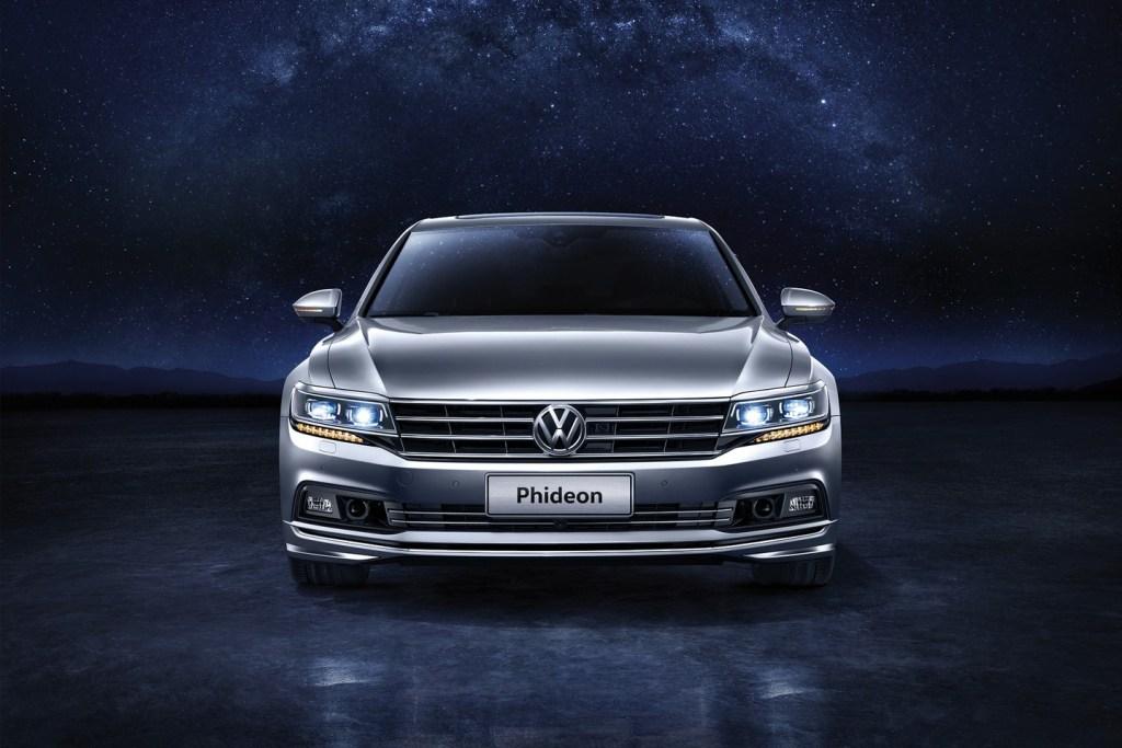 VW Phideon 3