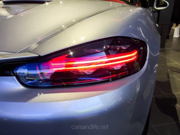 Porsche 718 Cayman London