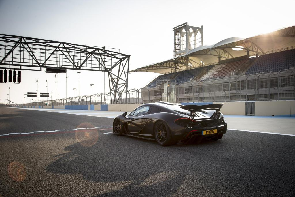 McLaren P1 11