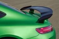 AMG GT R; 2016; Detail; starrer Heckflügel ; AMG GT R; 2016; detail; fixed rear aerofoil;