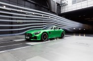 AMG GT R im Windkanal; 2016 ; AMG GT R in the wind tunnel; 2016;