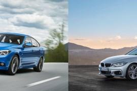 BMW 4 Gran Coupe vs 3 GT