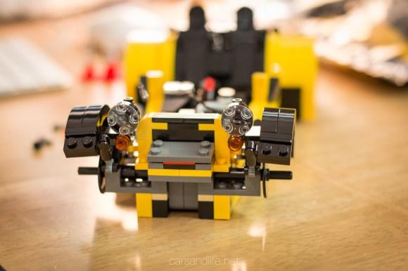 Caterham Seven 620R Lego