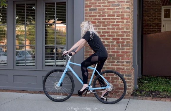 Engineering In Heels Bicycle