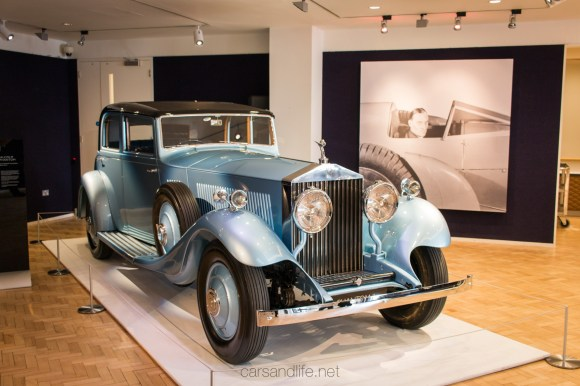 Rolls Royce Phantom II, Sir Malcom Campbell, Bonhams