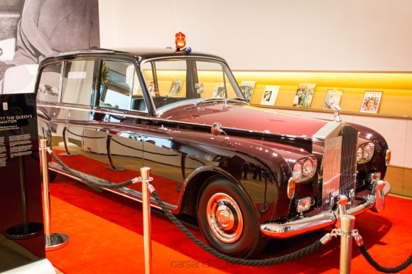 Rolls Royce Phantom VI, Her Majesty Queen Elizabeth II's