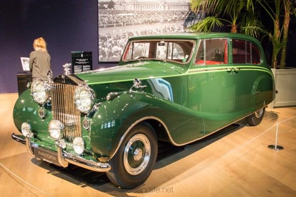 Rolls Royce IV Aga Khan III, Bonhams
