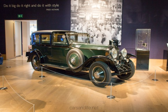 Rolls Royce Phantom I, Fred Astaire, Bonhams