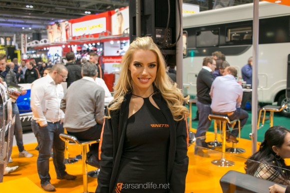 Autosport International #asi18 Models