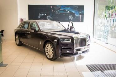 New Rolls Royce Phantom