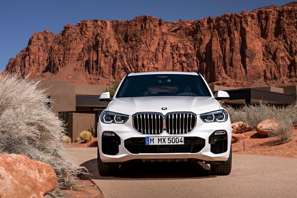 Fourth Generation BMW X5