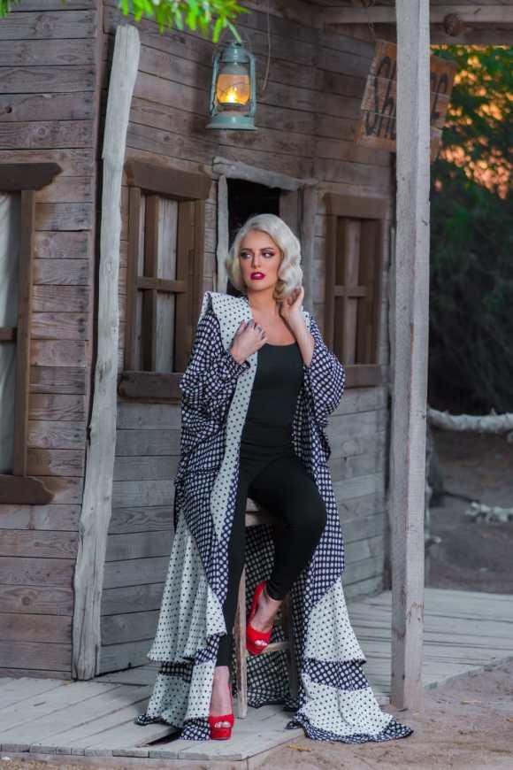 Tamar Roxx High Heels Desert