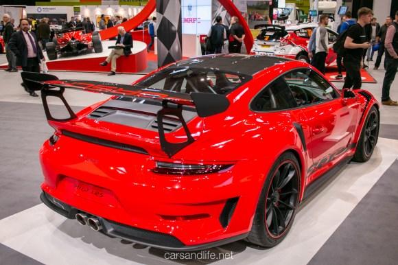 Autosport 2019 Porsche 911 GT3 RS