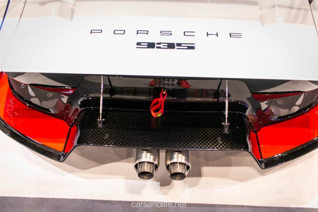 Autosport 2019 Porsche 935