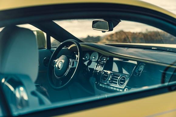 Pastel Colour Rolls Royce