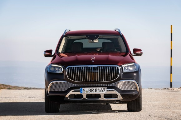 Mercedes-Maybach GLS 600 4MATICMercedes-Maybach GLS 600 4MATIC