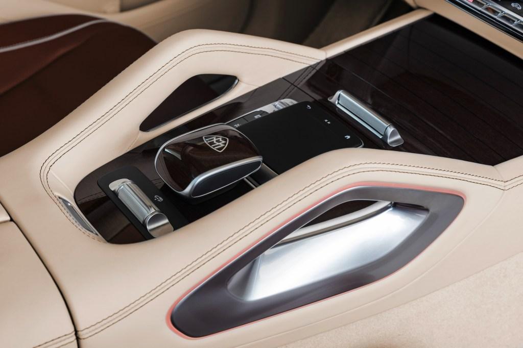 Mercedes-Maybach GLS 600 4MATICMercedes-Maybach GLS 600 4MATIC