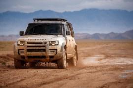 New Land Rover Defender