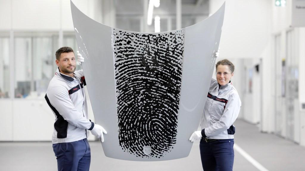 Porsche Fingerprint