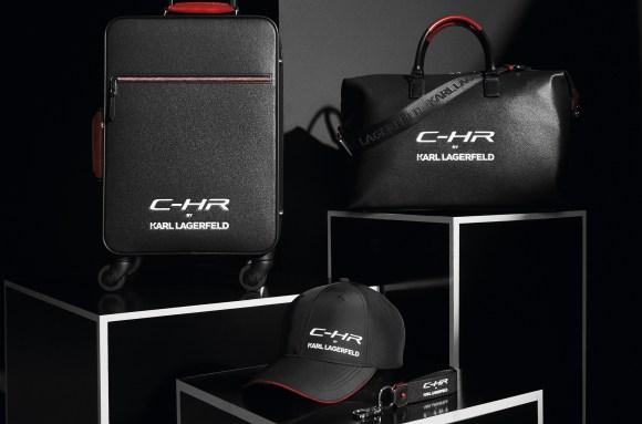 Toyota C-HR Karl Lagerfeld