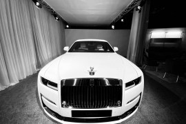 New Rolls Royce Ghost