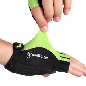 Non-slip Half Finger Bicycle Gloves MTB Summer Shockproof Sport Bike Gloves Breathable Lycra Guantes Ciclismo Cycling Gloves