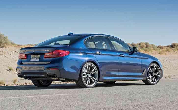 BMW 5 2022 Sedan. Coupé. M Models