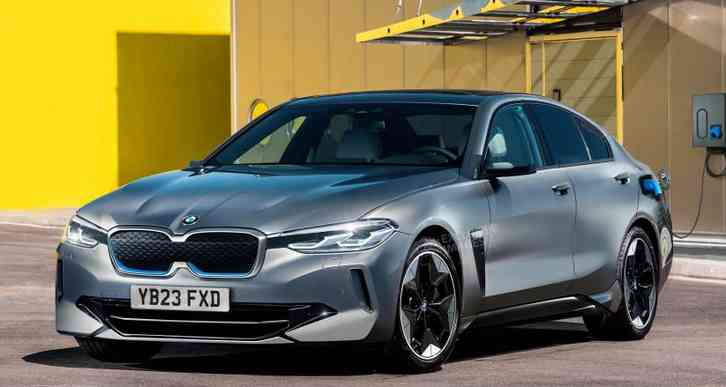 2022 BMW 5 series A dynamic all time high