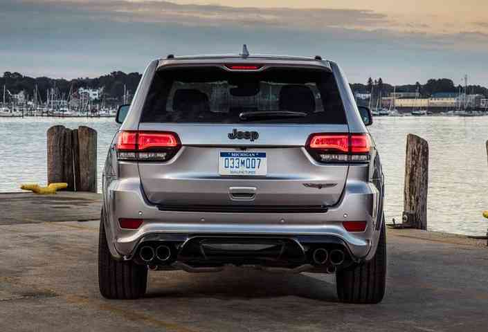 The 2022 Jeep Trackhawk comes available with performance upgrades in the Jeep Grand Cherokee SRT & Trackhawk. These performance SUVs are in a class of