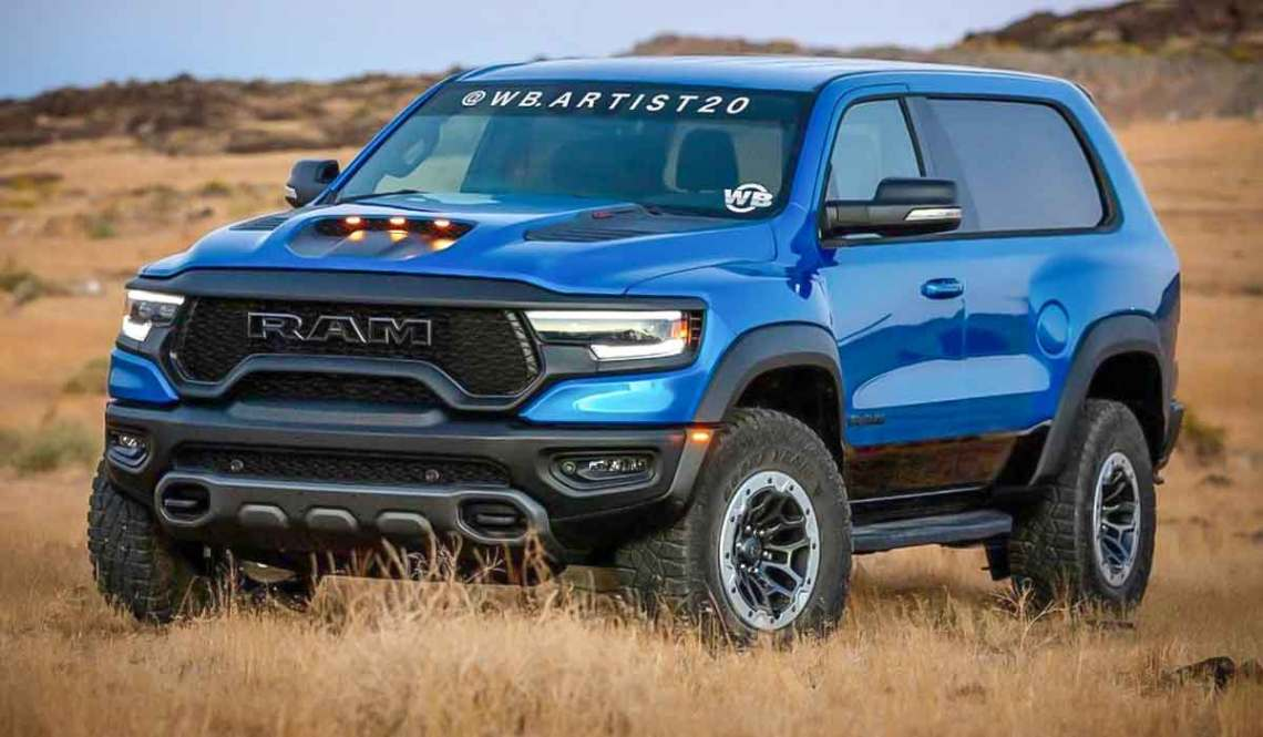 2023 Dodge RAM Charger