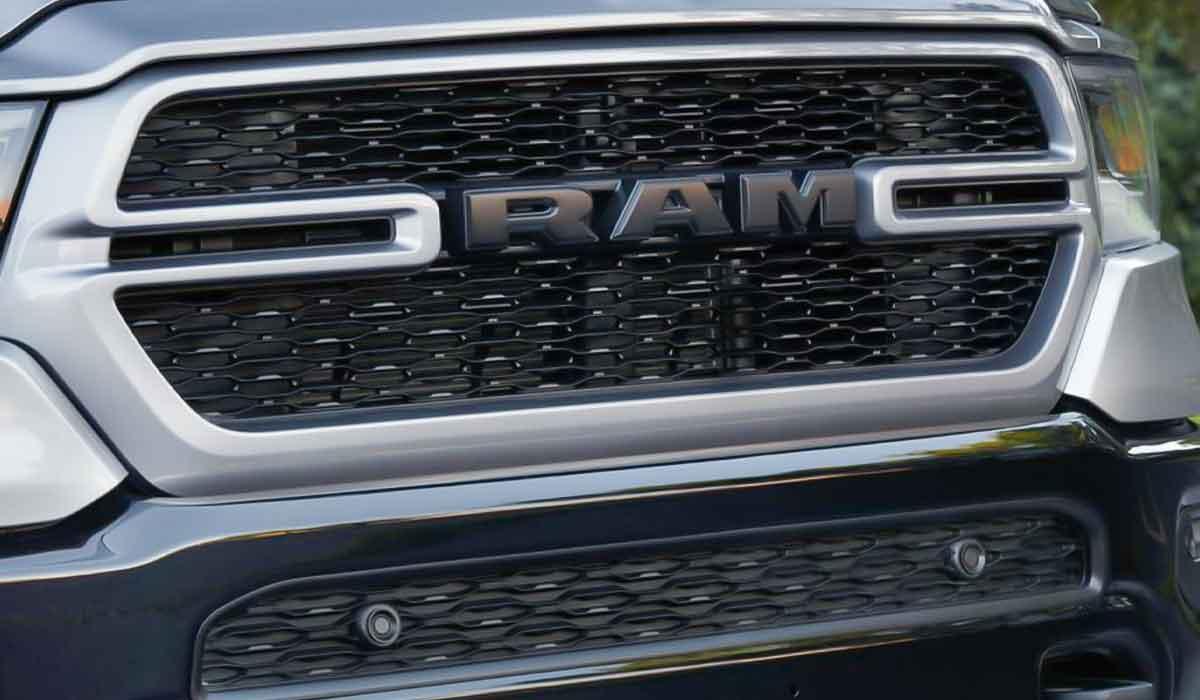 2023 Dodge RAM