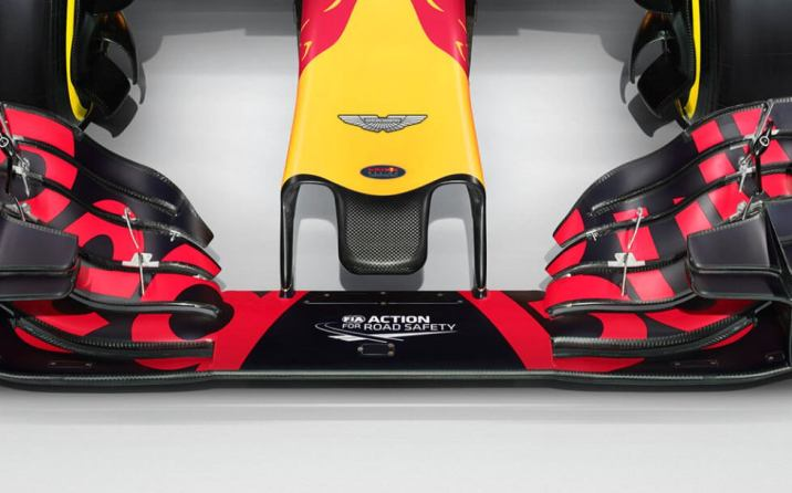 Aston Martin Red Bull Racing F1 2016