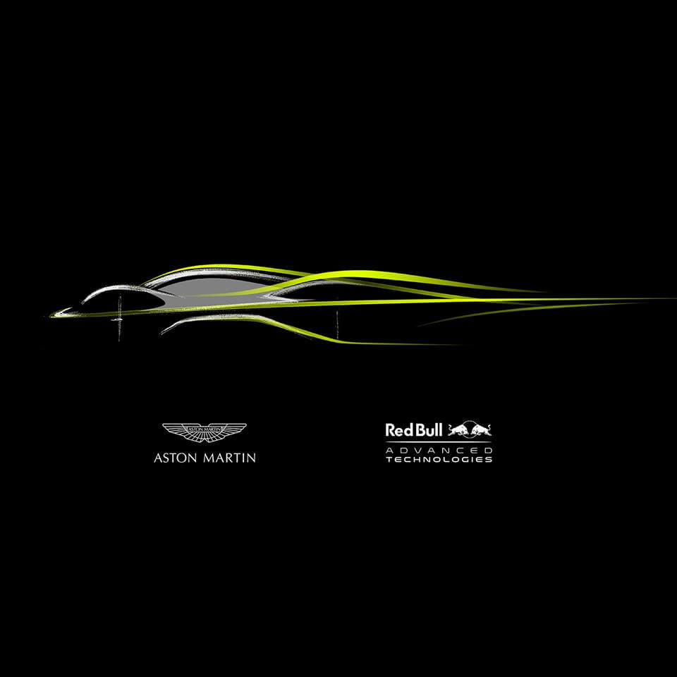 Aston Martin Red Bull Racing Projet AM-DB-001