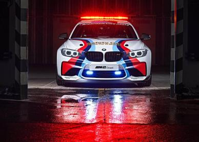 BMW M2 Safety Car MotoGP 2016