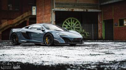 Edo Competition McLaren 675LT by Lennard Laar Photography