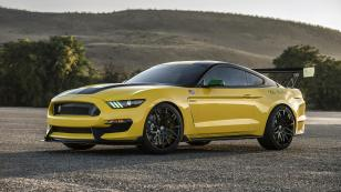 Ford Mustang GT350 Shelby Ole Yeller