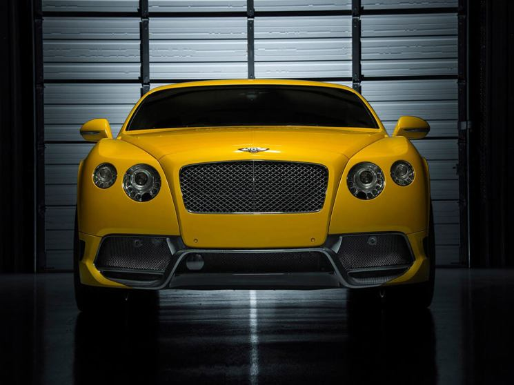Vorsteiner Bentley Continental GTBR10RS