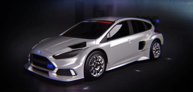 Ken Block Gymkhana 9 Introducing Ford Focus RS RX