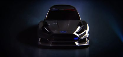 Ken Block Gymkhana 9 Introducing Ford Focus RS RX Avant