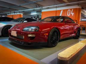 Chika Japan #6 Paris 2016 Toyota Supra