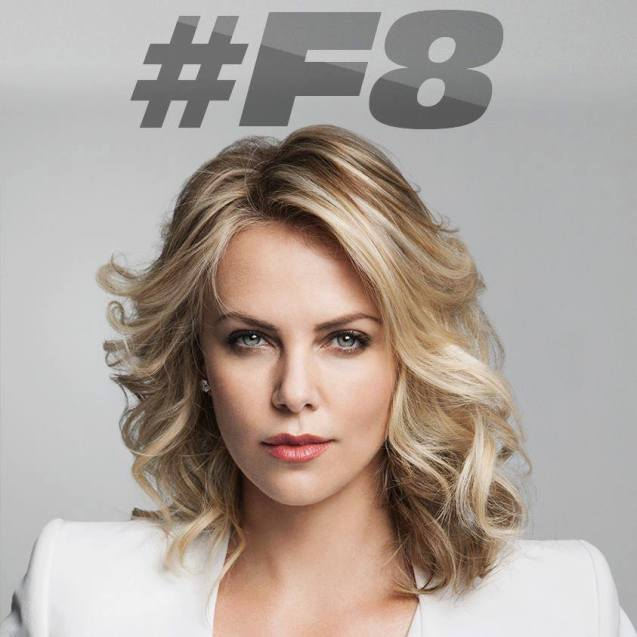 #F8 Charlize Theron