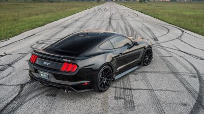 Hennessey Mustang 25th Anniversary Edition