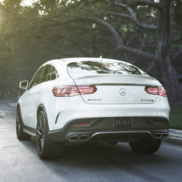Mercedes-Benz AMG GLE 63 S