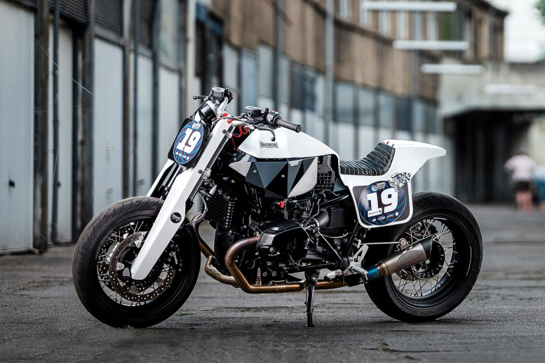 MotorCeption BMW RnineT Cafe Racer