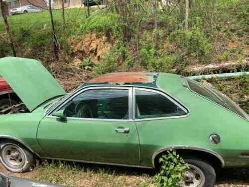 ford pinto automatic excellent