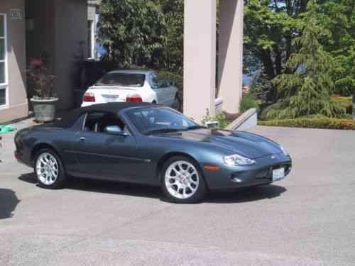 jaguar xkr xkr 2000