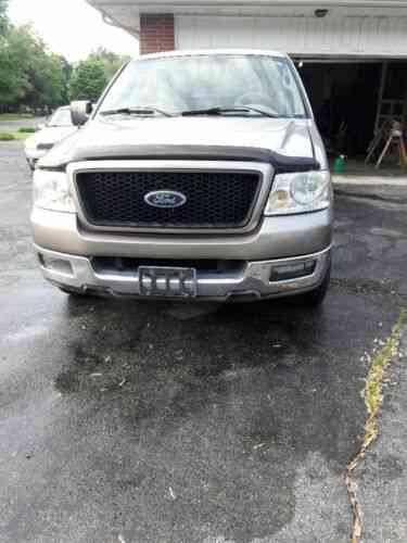 2004 Ford F150 Xlt Triton : triton, Truck, Super, Triton, Classic